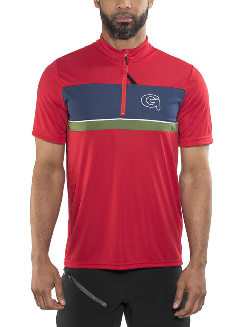 Gonso Bonn Bike-Shirt Herren fire